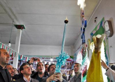 11 روستای منطقه خانقاه پی سوادکوه گازرسانی شد