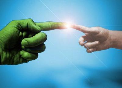 ابداع پوست الکترونیکی قابل لمس با الهام از فتوسنتز