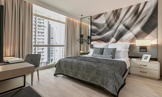 هتل اسکات اورچارد سنگاپور