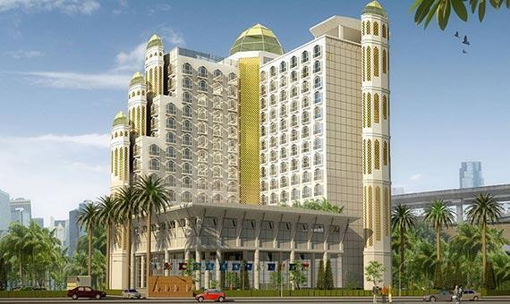 هتل المیراث بانکوک