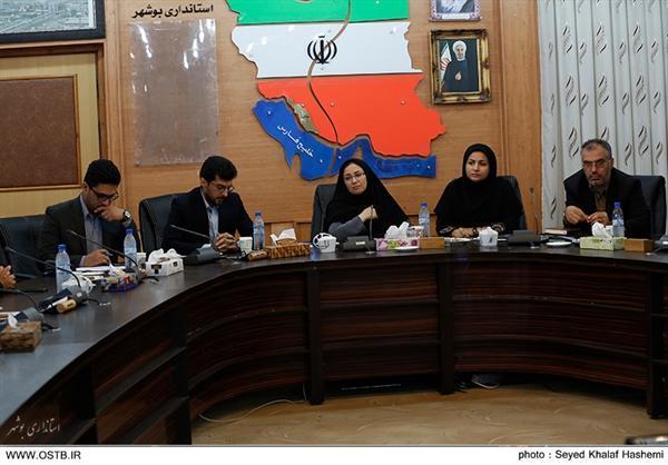 برگزاری کارگاه توانمندسازی دهیاران به منظور توسعه و رونق گردشگری استان بوشهر