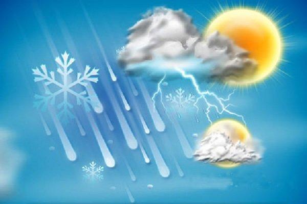 ورود سامانه بارشی به کهگیلویه و بویراحمد از روز یکشنبه