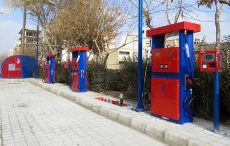 افتتاح دو ایستگاه جایگاه سوخت کوچک مقایس در منطقه 2 شهرداری تهران