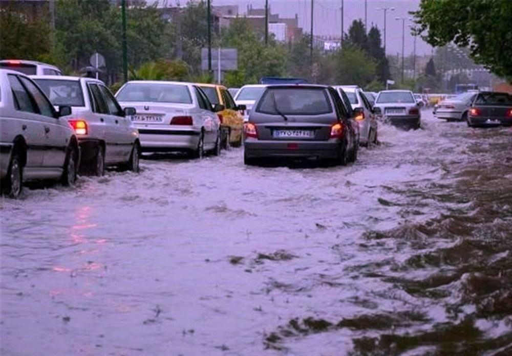 احتمال آب گرفتگی و سیلاب ناگهانی در 11 استان کشور