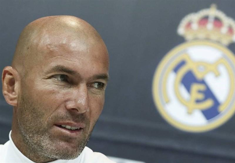 پیش بینی ناامیدانه طرفداران رئال مادرید از سرنوشت زیدان در یک نظرسنجی