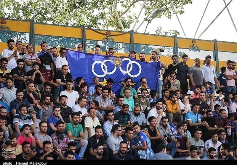 شکست استقلال مقابل پیکان با ذخیره ها و شعار طرفداران علیه فتحی