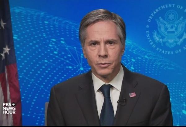بلینکن: برنامه هسته ای ایران را محصور در برجام کرده بودیم، ایران از آن جعبه بیرون آمد ، اکنون به تولید سلاح هسته ای نزدیکتر است خبرنگاران