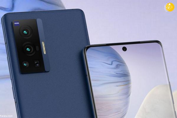 افشای مشخصات گوشی مجذوب کننده ویوو X70 Pro