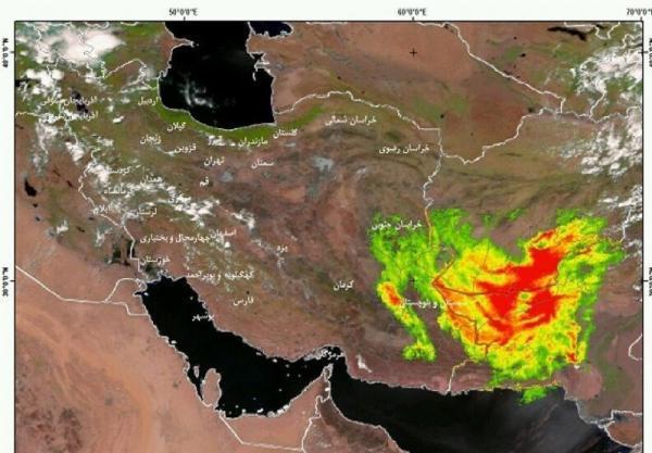 طوفان سهمگین با سرعت 122 کیلومتر بر ساعت زابل را در نوردید